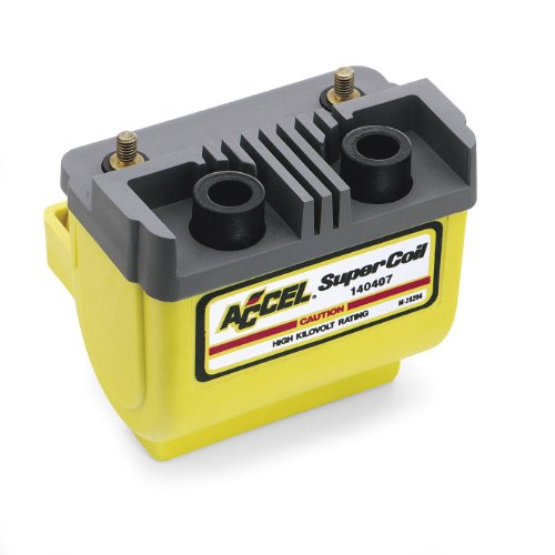ACCEL Dual Fire Super Coil for Electronic Ignition 140407