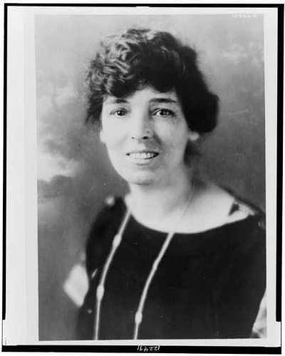 Photo: Mrs. Ann Webster,National League of Women Voters,Social Hygiene Committee,1923