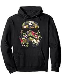 Tropical Stormtrooper Floral Print Hoodie