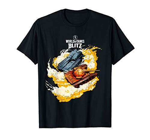 World of Tanks Blitz Sand Mayhem T-Shirt