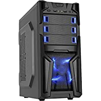 Intel Core i7-8700K 8Th Gen Six-Core (3.70GHz - 4.70GHz in Turbo) 16GB DDR4 RAM 2TB (2-Terabyte) Hard Drive nVidia GeForce GTX 1070 Graphics Card Windows-10 Custom Gaming Desktop PC Computer System
