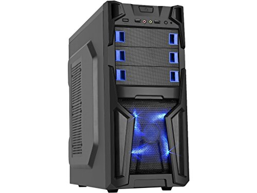 Intel Core i7-8700K 8TH Generation SixCore 3.70GHz (4.70GHz In Turbo Mode) With 16GB DDR4 RAM Memory 1-Terabyte (1000GB) Hard Drive & Windows-10 Custom Desktop PC Computer System