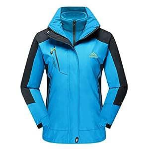 Amazon.com: CRYSULLY Women's Winter Mountain 3-in-1