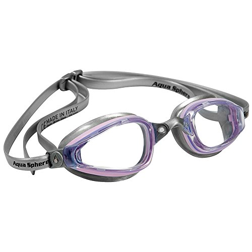 AQUA SPHERE K180 Ladies Goggles, Pink