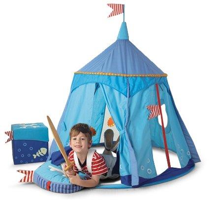 HABA Play Tent Pirates Treasure