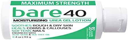 Body Lotions: Bare Moisturizing Urea Gel