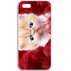 Apple iPhone 5 5S Cases Customized Gifts For Animals precious cute love Animals Birds Cute Animals Black