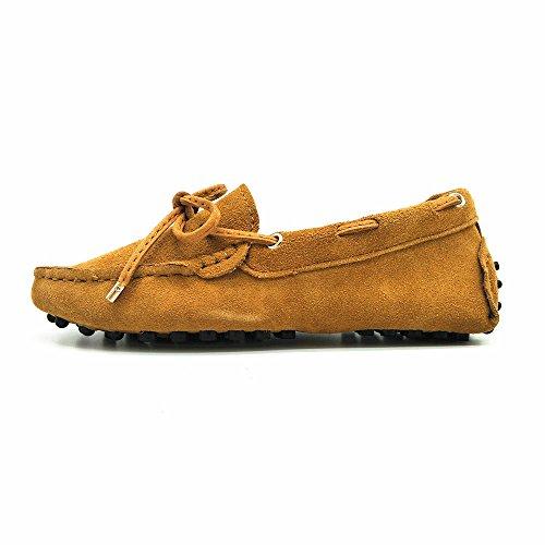 plano Millet Mujeres fondo de DYF color superficial de desnudas zapatos plana de Color sólido boca correa Pwqx6Aq4