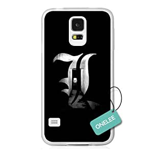 Onelee(TM) Japanese Anime Death Note Samsung Galaxy S5 Case & Cover - Transparent 14
