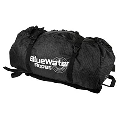 BlueWater Ropes Rope Backpack - Black