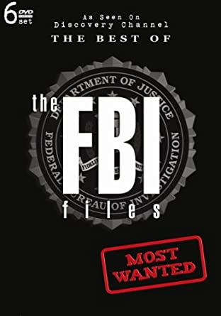 Amazon.com: The FBI Files - The Best of.... - AS SEEN ON ...