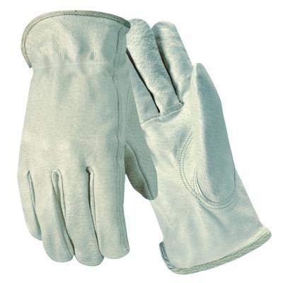 - Grain Goatskin Drivers Glove S