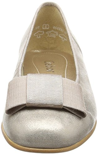 Gabor Shoes Fashion, Bailarinas para Mujer Marrón (mutaro 64)