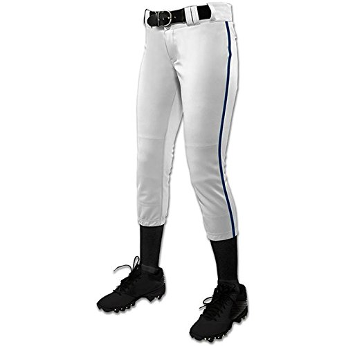 Tournament Fastpitch Pant with Piping Youth CHAMPRO Girls