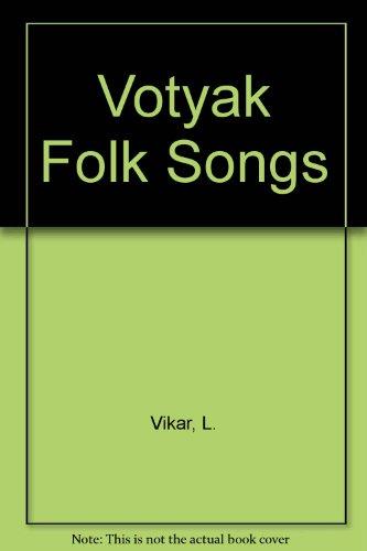 Votyak Folksongs