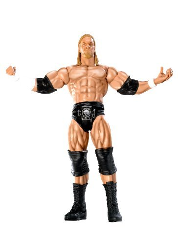 WWE Triple H Figure [Floral] [並行輸入品] B07DKG9S4C