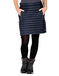 Jack Wolfskin Women's Iceguard Midweight Insulated Quilted Puffer Skirt