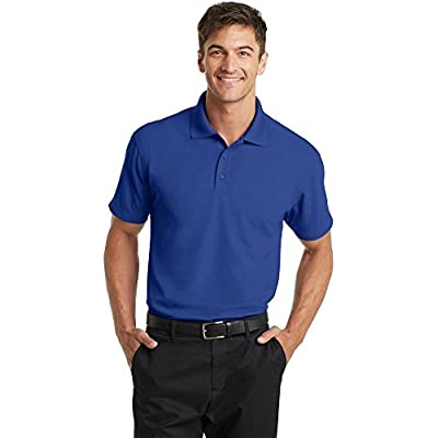 Hot Port Authority Dry Zone Grid Polo for sale