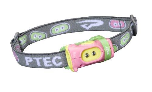 Princeton Tec BOT - White LED Pink/Yellow/Green