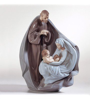 Lladro Birth of Jesus by Lladro