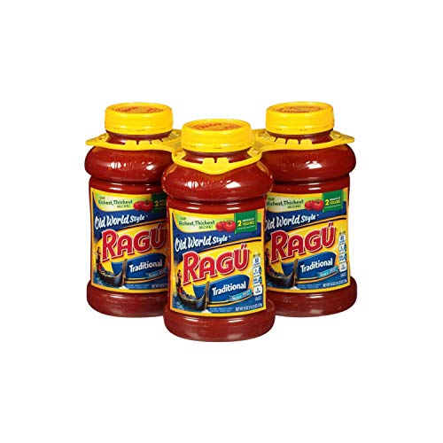 Ragu Traditional Spaghetti Sauce  3/45oz