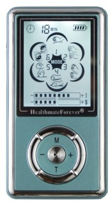 HealthMate Best Back Pain Relief 6 Modes Device + Extra 5...