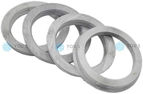4 Pezzo You.S Originale Anello di Centraggio Anello Distanziatore 82,0 X 65,0 MM Per Cerchi IN Lega