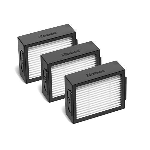 High Replacement Filter Efficiency - iRobot Authentic Replacement Parts- i7 and i7+ High-Efficiency Filters (3-Pack)