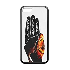 2014 NEW Popular The Hunger Games Durable Silicone Phone Case Cover for APPLE iPhone 6 4.7 WANGJING JINDA