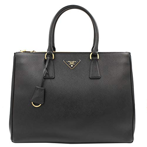 Prada Saffiano Handbag 1ba786nzvf0002, Black -