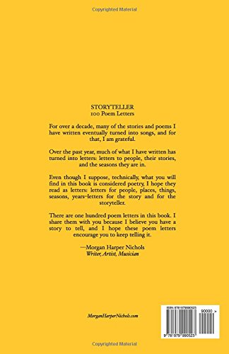 Storyteller: 100 Poem Letters: Amazon.es: Morgan Harper ...
