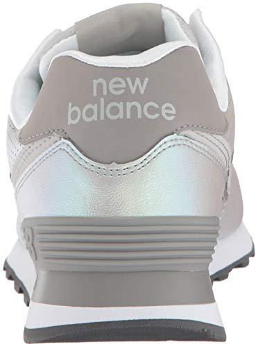 Wl574v2 Femme Baskets New Balance Blanc wgqSSC