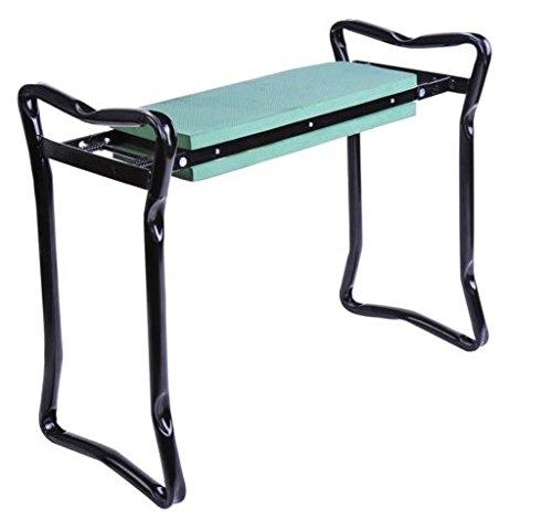 Folding Garden Kneeler Gardener Kneeling Pad Sturdy Cushion Seat Knee Pad Seat (Sliding Mat Softball compare prices)