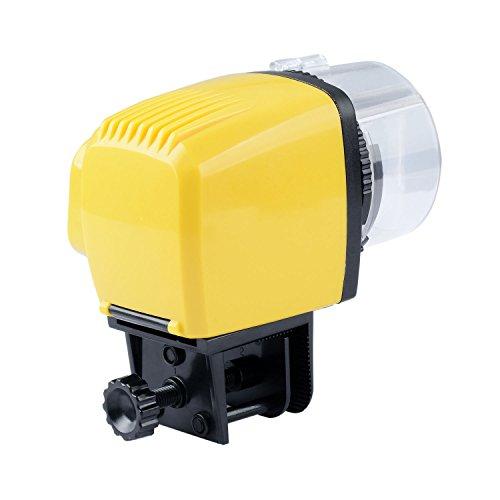 Ada automatic fish feeder aquarium tank auto fish food for Fish tank feeder