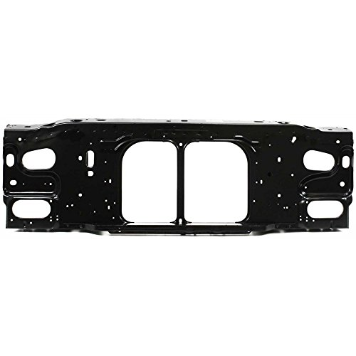Parts Radiator Support - Radiator Support for RANGER 95-97 Assembly Black Steel