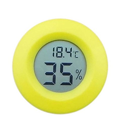 Sunnyys Home Tools,Mini LCD Digital Thermometer Fridge Freezer Tester Temperature Humidity Meter (Best Gas Powered Leaf Blower 2019)