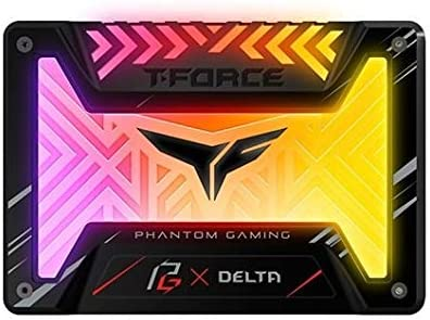 Team Group Delta Phantom Gaming RGB Unidad de Estado sólido 2.5 ...