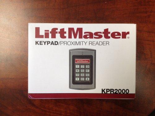 Liftmaster KPR2000 Keypad/Proximity Reader