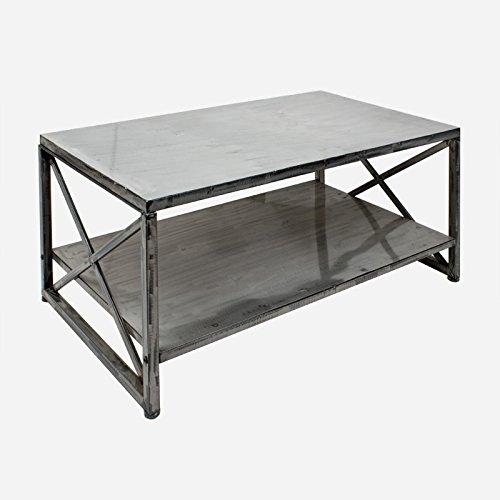 TABLE PASSION Mesa Baja Taller 92 x 61 x H46: Amazon.es: Hogar