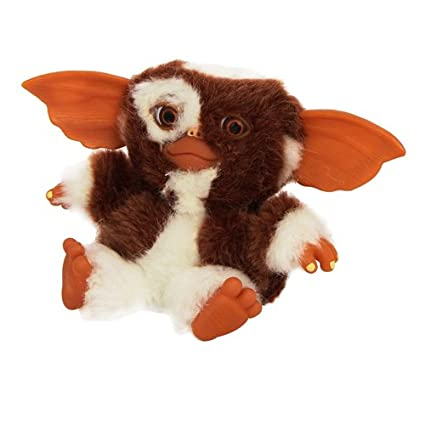 Amazon Com Gremlins Deluxe Plush Gizmo Neca Toys Games