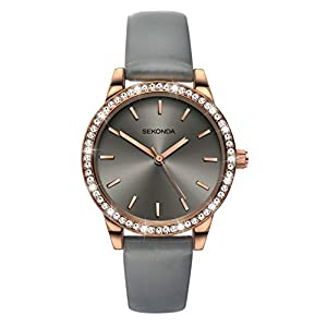 Sekonda Women's Analogue Classic Quartz Watch