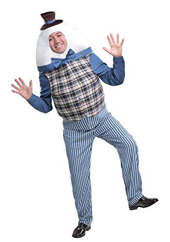 Humpty Dumpty Costumes (Classic Humpty Dumpty Adult Costume Standard)