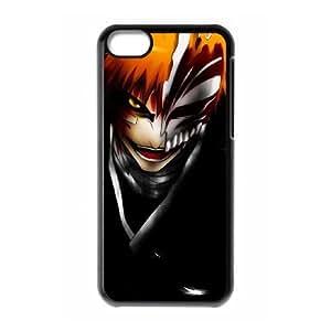 iPhone 5c Cell Phone Case Black Bleach WQ7512199