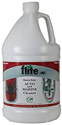 Flite FL1945 Heavy Duty Auto & Marine Concentrated Cleaner/Degreaser, 1 Gallon Bottle