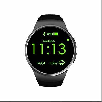 Reloj Inteligente Multi-idiomas Función Despertador,Recordatorio sedentario,Pantalla HD Podómetros,vigilancia de movimientos en tiempo real,dos forma ...