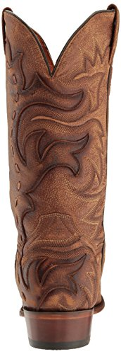 Dan Post Mens Hensley Western Boot Snip Toe - Dp2571 Tan