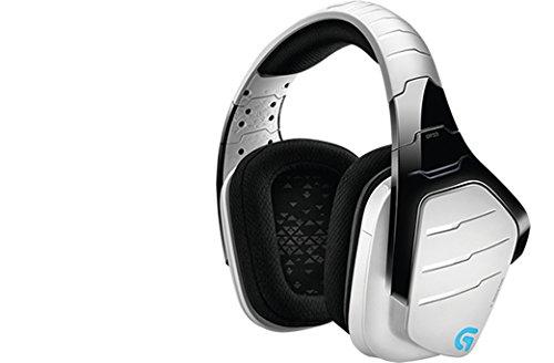 150 opinioni per Logitech G933 Cuffia da Gioco con Microfono Artemis Spectrum 2,4 GHz Wireless