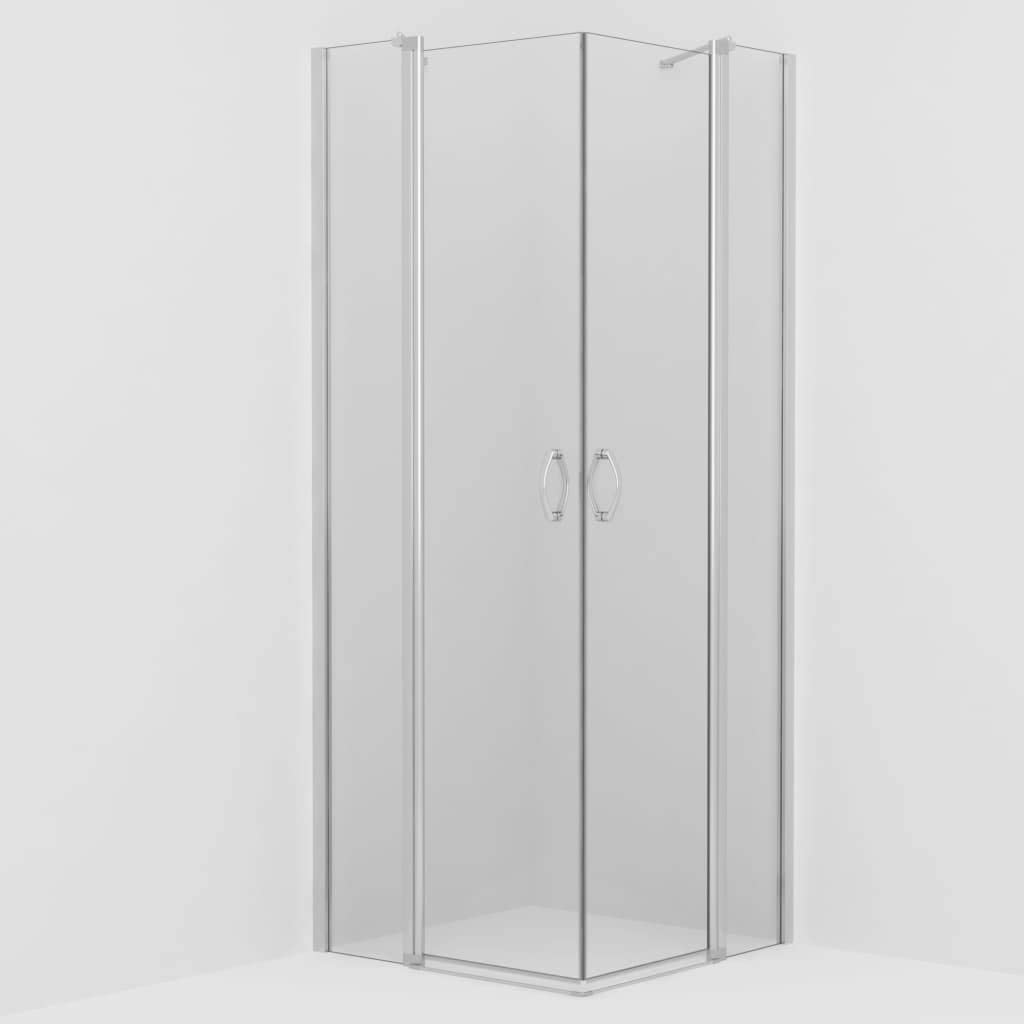 Tidyard Mampara de Ducha Cabina de Ducha ESG 80x70x185 cm: Amazon.es: Hogar