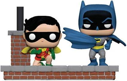 POPS 1964 NEW LOOK Batman /& Robin Comic moment: Batman 80th FUNKO: Pop