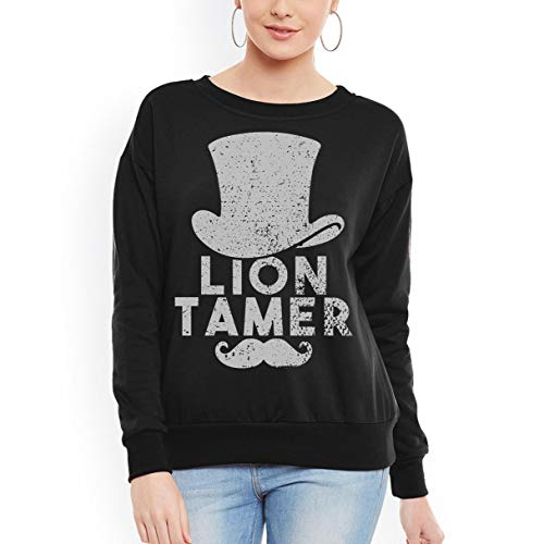 Doryti Lion Tamer Costume Women Sweatshirt- -
